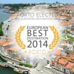 Porto: European Best Destination 2014