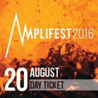 AMPLIFEST 2016 – AUGUST 20th