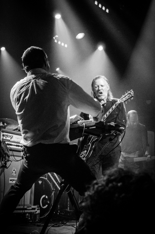 Swans at Amplifest 2014 by Jorge Silva