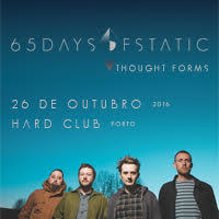 65daysofstatic – Porto