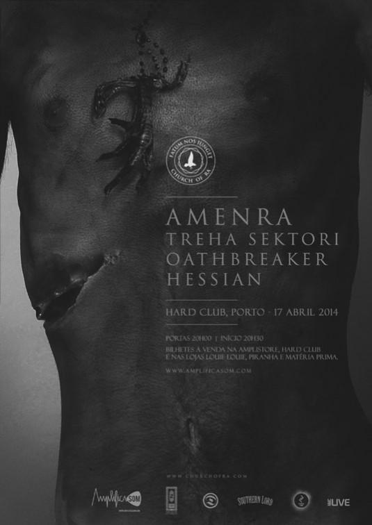 Poster designed by Dehn Sora & André Coelho